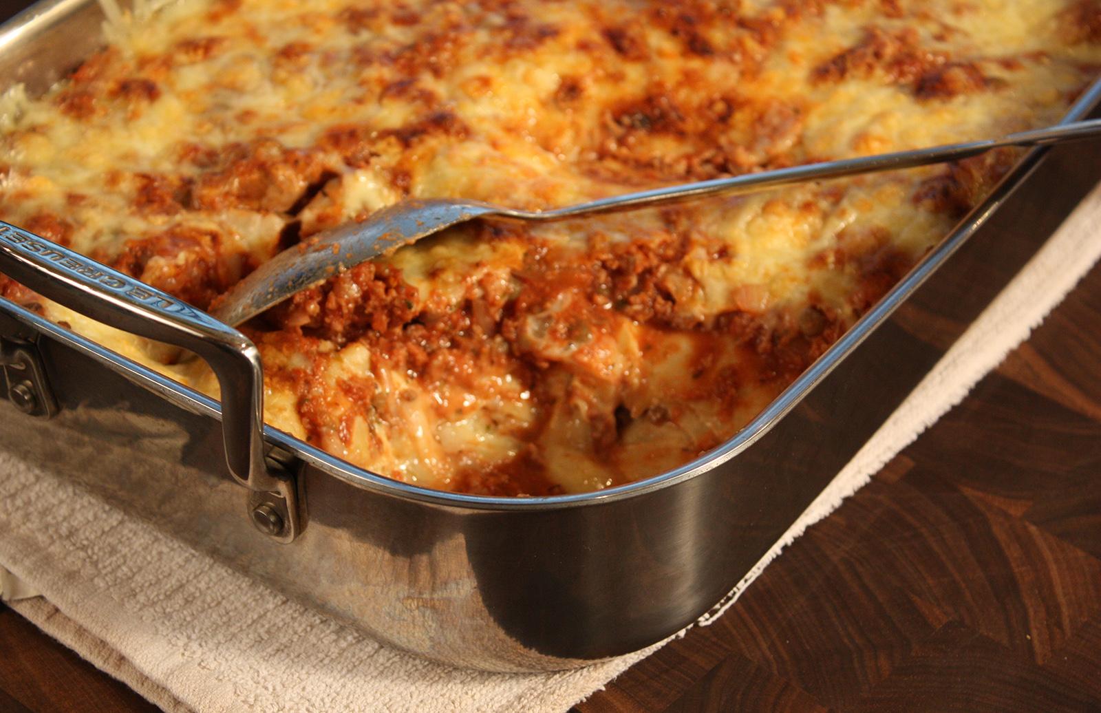Lentil Lasagna By Chef Michael Smith Lentilsorg
