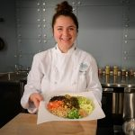 Chef Rebecca Peizer Culinary Institute of America