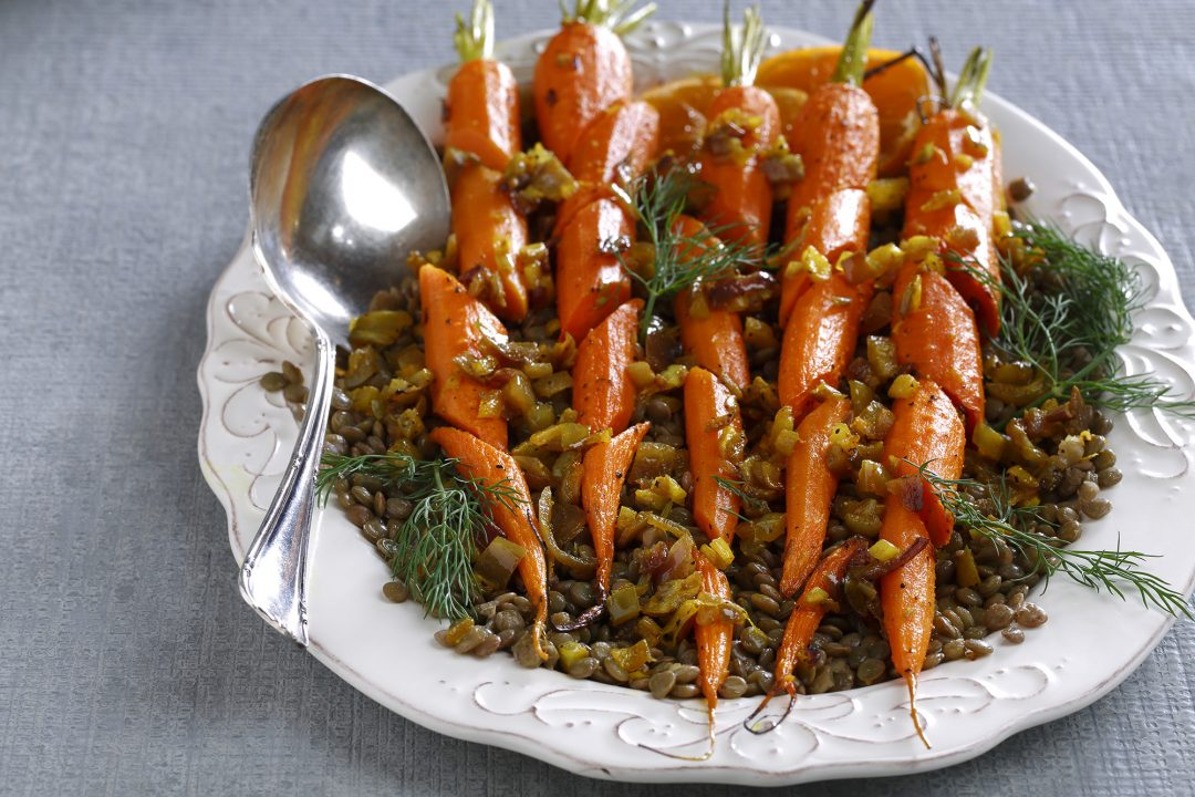 Recipe Round Up Fall Vegetables Lentils Org